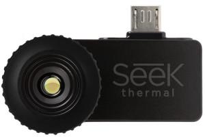 Seekthermal Wärmebildkamera ideal für Android oder Apple